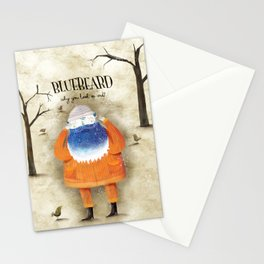 Bluebeard Stationery Cards