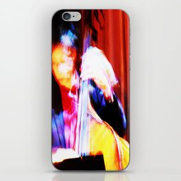Can You Feel the Music? iPhone Skin