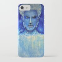 jack frost iPhone & iPod Cases featuring 'Jack Frost' by Katja K