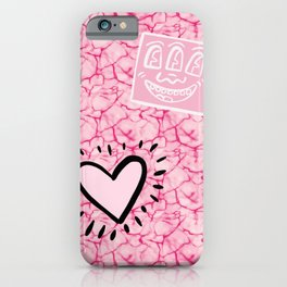 Haha, I love You! iPhone Case