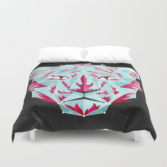 Thy Fearful Symmetry Duvet Cover