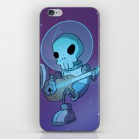 space jam iPhone & iPod Skins featuring Space Jam by Adventuresome