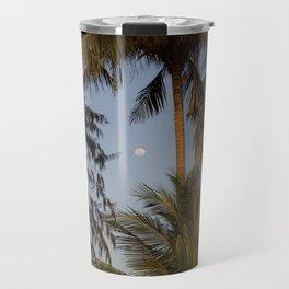 palm night in Thailand Travel Mug