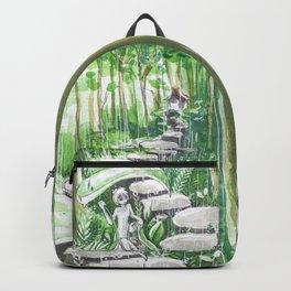 Kyoto Spirit Rain Backpack