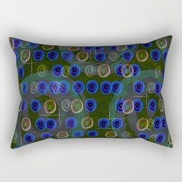 composition2 Rectangular Pillow