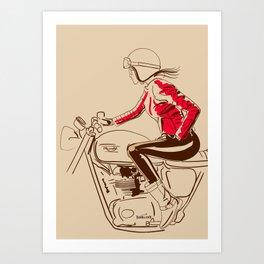 sherebel  Art Print