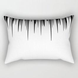 Raising the frequency Rectangular Pillow
