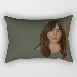 Skye / Daisy Johnson / Quake Rectangular Pillow