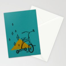 confidant I. (tricycle) Stationery Cards