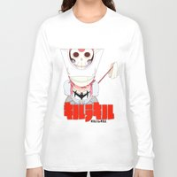kill la kill Long Sleeve T-shirts featuring Kill la kill (Nonon Jakuzure) by Tehzuh