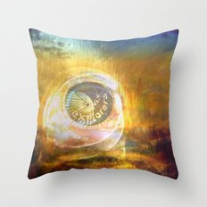 EXPLORERS ONLY / The Biggest Spatial Eye / 26-08-16 Throw Pillow