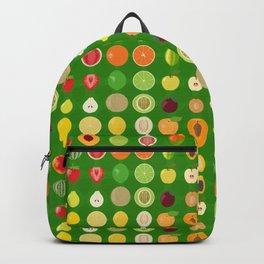 Fruit Bonanza Green Backpack