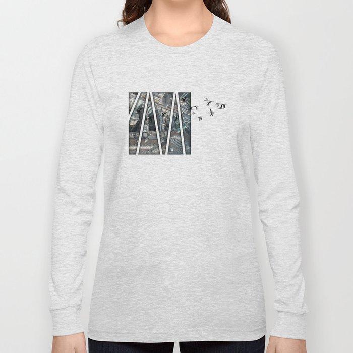 defection Long Sleeve T-shirt