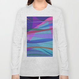 Tropical Breezes Long Sleeve T-shirt