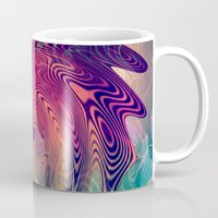 underwater Mugs featuring Underwater by GypsYonic