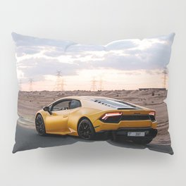 Car Pillow Sham
