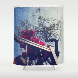 Imun-dong Shower Curtain