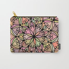 Mandala 04 Carry-All Pouch
