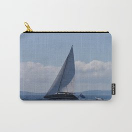 Modern Racing Yacht Carry-All Pouch