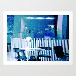 Urban Reflections 25 - pimped! Art Print
