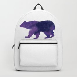 Some Bear Out There, Galaxy Bear Backpack
