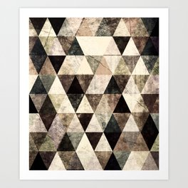 Abstract #365 Art Print