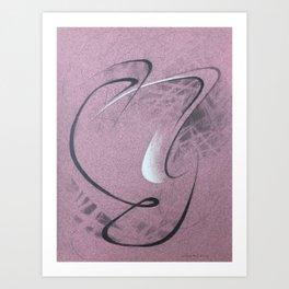 Untitled (10-13-18) Art Print