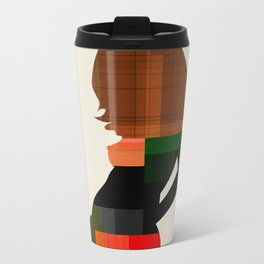 September Metal Travel Mug