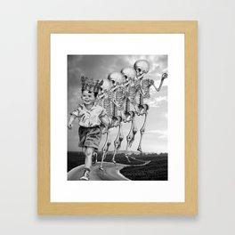 Sweet Prince Framed Art Print