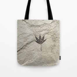 Nature - Leaf in our Past Tote Bag
