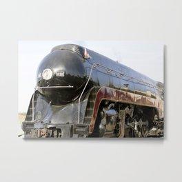 Strasburg Railroad Series 5 Metal Print