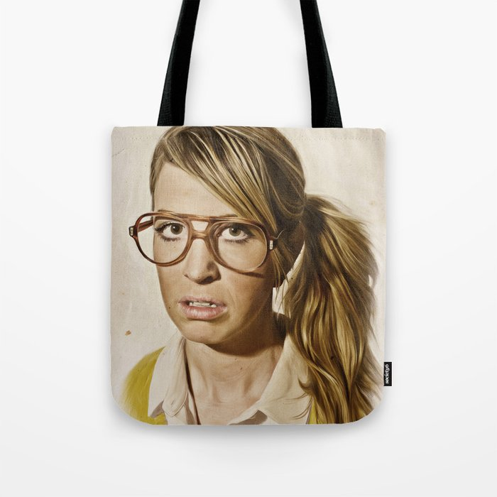 i.am.nerd. : Lizzy Tote Bag