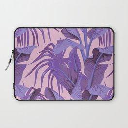 Tropical '17 - Starling [Banana Leaves] Laptop Sleeve