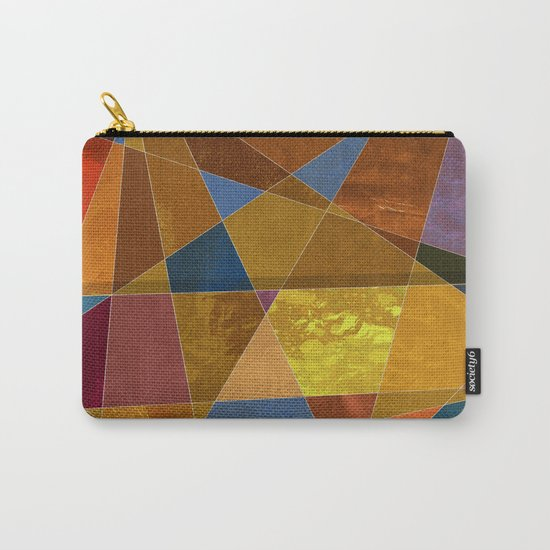 Abstract #331 Carry-All Pouch