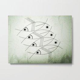 Changing Perceptions Metal Print