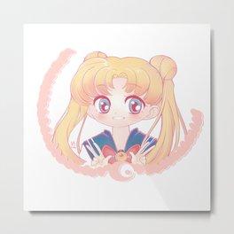 Usagi Tsukino (FanArt) Metal Print