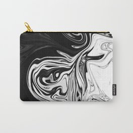 BLACK TANGERINE Carry-All Pouch