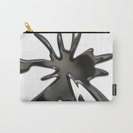 Black splash Carry-All Pouch