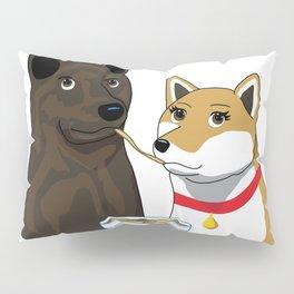 Ramen Date Pillow Sham