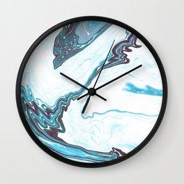 marble_no.1 Wall Clock