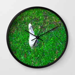 The Curious Incident of the Seagull in the Park Wall Clock
