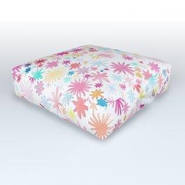 big bloom Outdoor Floor Cushion