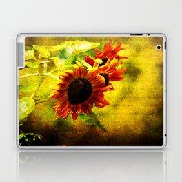 Sunflowers Lament Laptop & iPad Skin