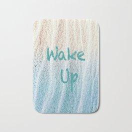 C'mon People! Wake Up! Bath Mat