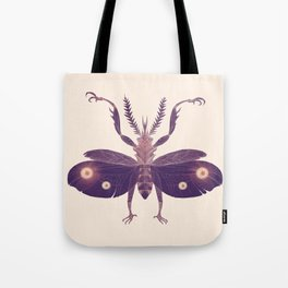 Praying Mantis Tote Bag