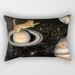 Cat.In.Space. Rectangular Pillow
