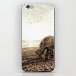 wild fantasy iPhone Skin