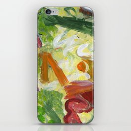 Nutty Noodles iPhone Skin