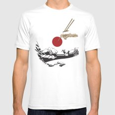 A delicious harvest moon Mens Fitted Tee White MEDIUM