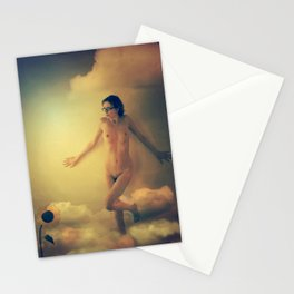 Wrong Exit Stationery Cards